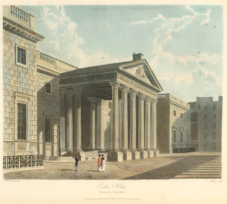 Carlton House - North Front. (1819).jpeg