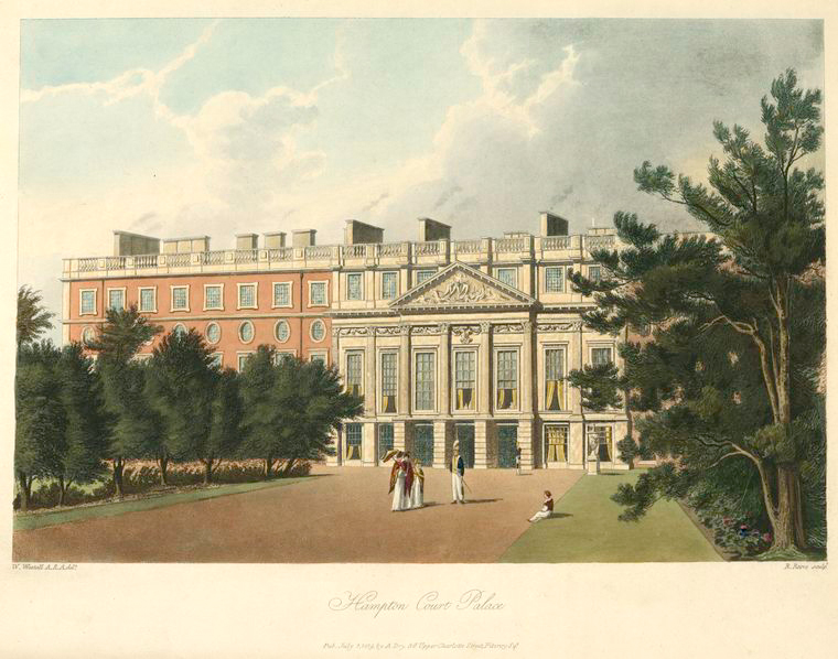 Hampton Court Palace. [Vol. 2, fac. t.p.]. (1819).jpeg