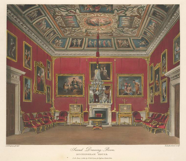 Second Drawing Room - Buckingham House. (1819).jpeg