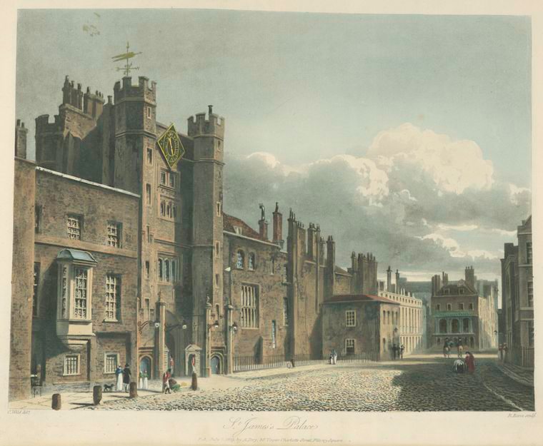 St. James's Palace. (1819).jpeg